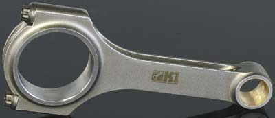 4340 Billet SBC H Beam Connecting Rods Image
