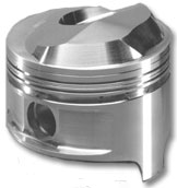 Big Block Chevy Closed Chamber High Compression Dome Pistons