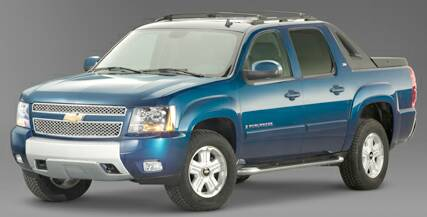 Chevy Avalanch Suv