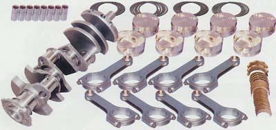 318 Rotating Assembly 318 Stroker Kit 5.2 Magnum Stroker Kit