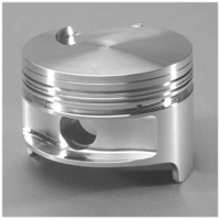 351c pistons Ross Ford 351 Cleveland Flat Top Piston Image