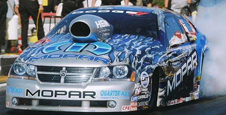 cp pistons racing alan johnson pro stock