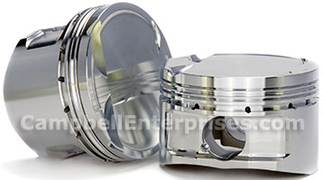 KA24e and KA24DE Forged CP Pistons