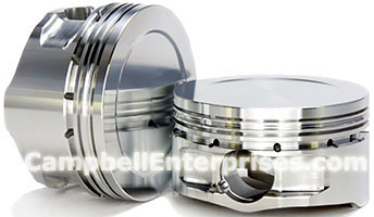 Forged High Performance 2.3 Duratec Pistons