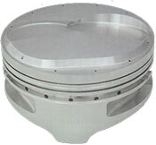Ross 18 degree Nitrous Pro Mod High Compression Piston