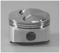 Ross Small Block Chevy Dome Top Piston Image
