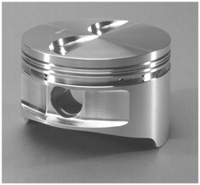 Ross 340 Piston Plymouth Dodge Mopar 340 Forged Piston 340 Stroker Piston image