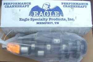 Eagle crankshafts Mopar big block forged crank