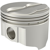 Icon IC687 Mopar 383 Pistons