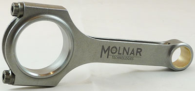 molnar technologies connecting rod side view