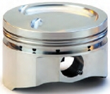 Diamond Pistons Small Block Mopar Dish Piston