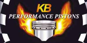 Keith Black 360 Pistons